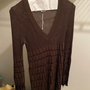 Missoni Brown Dress